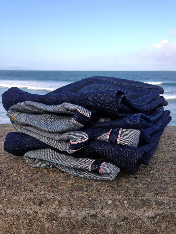 Ocean wash - phi. denim